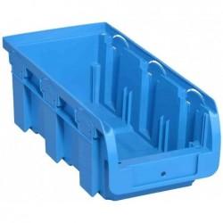 ALLIT bac à bec ProfiPlus Compact 2L, en PP, bleu, taille 2L