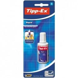 """TIPP-EX Correcteur pinceau """"Rapid"""", blanc, 20 ml, blister"""
