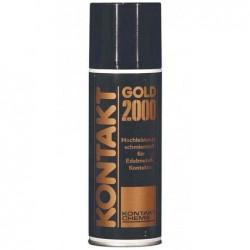 "KONTAKT CHEMIE lubrifiant pour contact ""KONTAKT GOLD 2000"" 200ml"