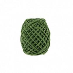 CLÉOPÂTRE Corde Papier Vert D.2mmX20M