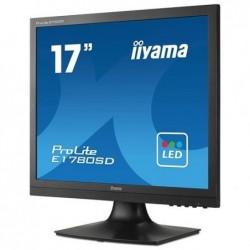 """IIYAMA Moniteur LED 17"""" 1280x1024 VGA / DVI HP"""