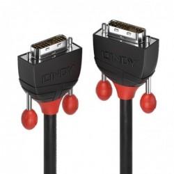 LINDY Câble DVI-I Single...