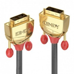 LINDY Câble DVI-D Single...