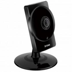 D-LINK Caméra Sans Fil Panoramique HD Night and Day DCS-960L