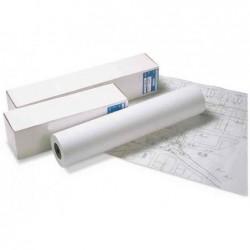 CLAIREFONTAINE Rouleau Papier pour traceur jet d'encre, (l)914 mm x 45 m