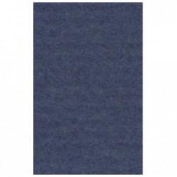 CLAIREFONTAINE Rouleau papier kraft 3x0.70m bleu marine