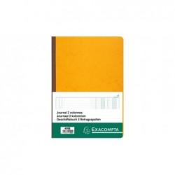 EXACOMPTA Piqûre 29,7x21cm journal folioté 80 pages