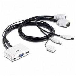 TRENDNET Câbles KVM 2 ports...