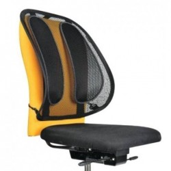 FELLOWES Support dorsal en maille Office Suites, noir,