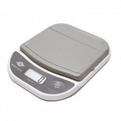 WEDO Balance pèse lettre/colis digitale 1g - 2 kilos avec repose lettre verticale