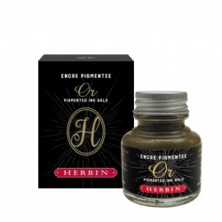 HERBIN Encre décorative 30ml - or