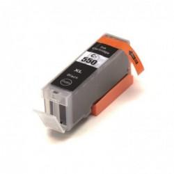 WAYTEX Cartouche compatible pour canon PGI550 BK noir 21ml