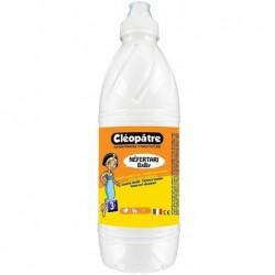 CLÉOPÂTRE Flacon Gouache NÉFERTARI BABY 500 ml Blanc