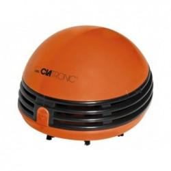 CLATRONIC Mini aspirateur à piles Table vacuum cleaner TS 3530 (orange)