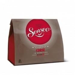 """MAISON DU CAFÉ Paquet de 18 dosettes de café moulu """"Corsé"""" 125g, environ 7,2g par dosette"""