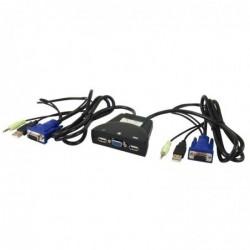 WAYTEX KVM 2 UC VGA/USB +...