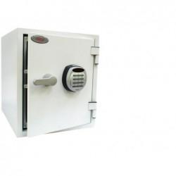 PHOENIX Coffre-fort ignifuge TITAN FS1282E 25L Blanc