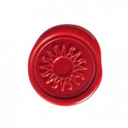 HERBIN Pastille laiton pour sceau sur broche soleil