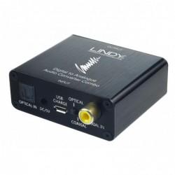 LINDY Convertiseur audio...