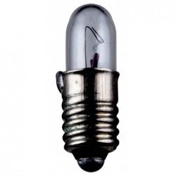 GOOBAY Ampoule Miniature Tubulaire 1,8 W Culot E5,5 12 V (DC) 150 mA H 15 mm