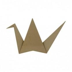 DÉCOPATCH Grue origami (32x5x18cm) Papier Mâché à décorer