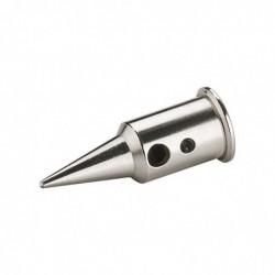 FIXPOINT Panne à souder 25 mm D 25 mm pour fer à souder à gaz professionel