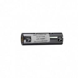 ZEBRA Pack de 12 Ruban Cire ZEBRA pour Imprimante Thermique 110mm x 74m