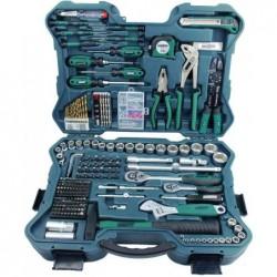 BRÜDER MANNESMANN Jeu d'outils, 303 pièces