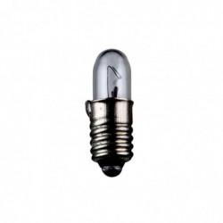 GOOBAY Ampoule Tubulaire 1 W Culot E5,5 12 V (DC) 80 mA H 15 mm D 4,7 mm