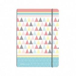 "HERLITZ Carnet de notes my.book flex Graphic Pastels ""Mix"""