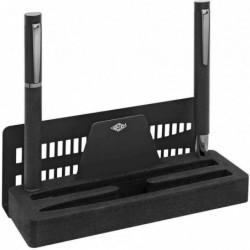 WEDO Kit de stylos SIGNERO, noir mat