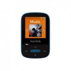 "SANDISK Lecteur MP3 ""Clip Sport"" 8GB Bleu"