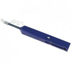 """LOGILINK stylo de nettoyage """"One-Click"""" à fibre optique,"""