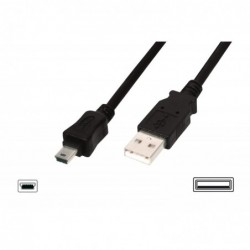 DIGITUS Câble USB 2.0 Type...