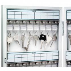 BURG-WÄCHTER Armoire à clés 6750 pour 96 clés