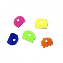 WEDO Protections rondes pour clés, carton d'assortiment