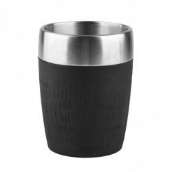 TEFAL TRAVEL CUP 0.2L inox/noir - K3081314