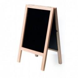 SECURIT Ardoise de table MINI avec trépied B)150 x (T)30 x (H)240 mm