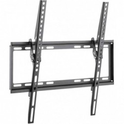 """LOGILINK Support Mural pour TV Inclinable 32 - 55"""" Noir"""