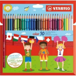 STABILO Crayons de couleur...