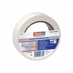TESA Ruban adhésif de masquage PVC (L x l) 33 m x 30 mm Jaune