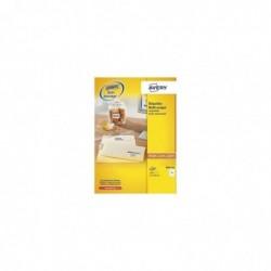 AVERY Boîte de 1500 étiquettes blanches multi usages 70 x 50,8 mm 3669-100