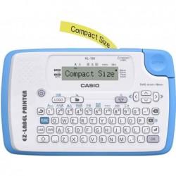 """CASIO étiqueteuse """"Labelprinter KL-130"""", pour rubans XR dans"""