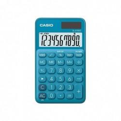 CASIO Calculatrice SL-310UC-BU bleu
