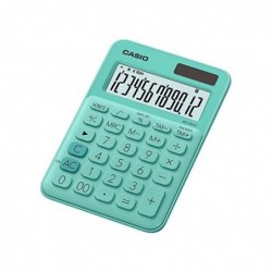 CASIO Calculatrice MS-20UC-GN vert