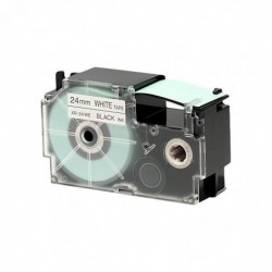 CASIO XR-24 WE 1 24 mm noir...