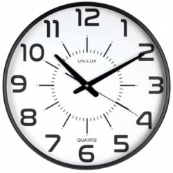"""UNILUX Horloge à quartz """"MAXI POP"""" Diam 400 mm"""