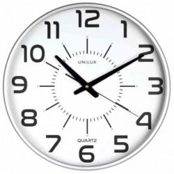 """UNILUX Horloge/horloge à quartz """"MAXI POP"""", diamètre: 400 mm"""