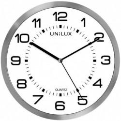 "UNILUX Horloge LED/horloge à quartz ""MOON"", diamètre: 355 mm"