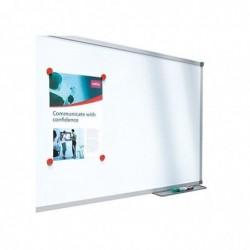 NOBO Tableau Blanc Basic Acier Laqué 180 x 120 Cm Cadre Alu